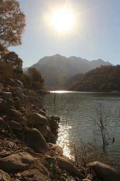 Dique de Olta - La Rioja - Argentina