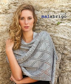 This pattern is featured in Malabrigo Book 4, available in LYS's in late October/early November, 2012.