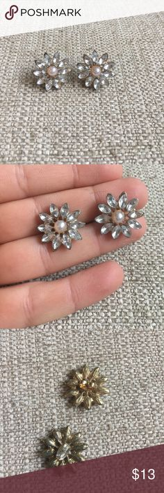 Flower Earrings Flower Earrings Jewelry Earrings