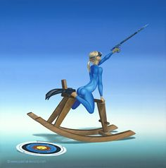 "CALENDAR: SAGITTARIUS - Zodiac signs serie - oil on canvas by Pascal Lecocq, The Painter of Blue ®,  20""x20"" 51 x 51cm, 2010, lec817, available, prints on canvas and paper too. © www.pascal-lecocq.com.#zodiac #art #blue #painterofblue #painting #painter #artist"