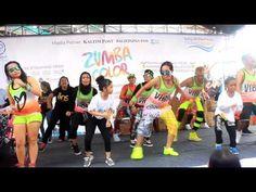 Zumba Bikini Body By Dawin Choreo By Chenci Zumba Party Balcony Balikpapan Youtube Zumba Party Zumba Zumba Workout