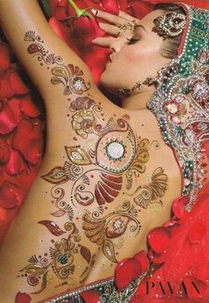 Wonderful Henna! Please, I want a back for me to doodle on!