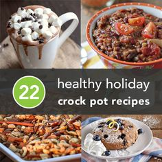 Holiday Crock Pot Recipes