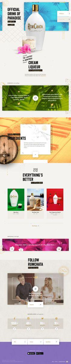 rumchata web design 2016 (http://www.webcreate.me/creative-web-designs-for-inspiration/)