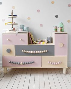 personnaliser meuble de rangement commode ikea