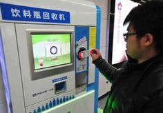 Sistema de Metro en el que se puede pagar el pasaje con una botella de plástico usada. / 25Invenciones que deberían estar entodas partes