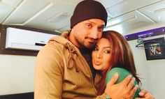 Harbhajan Singh and Geeta Basra are enjoying their extended new year vacation in Dubai. Checkout images of beautiful couple from their vacation.