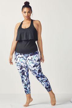 18a80b82e15d6 Best Plus-Size activewear  Fabletics Ashlyn Tank  55 Gym Clothes Plus Size