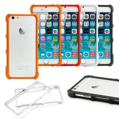 """Luxury Hard PC Shockproof Protective Frame Bumper Case Cover for 4.7"""" iPhone 6 http://zingxoom.com/d/cwHHJ7KI"""