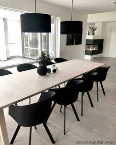 Home Design Decor, Modern Interior Design, House Design, Dining Room Inspiration, Dining Room Design, Home Decor Kitchen, Kitchen Ideas, Minimalist Home, Room Interior