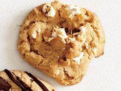 ck-Caramel Popcorn Cookies
