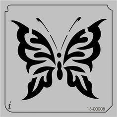Stencil Butterfly                                                       …