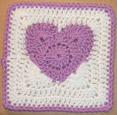 The Left Side of Crochet: A Passion for Purple