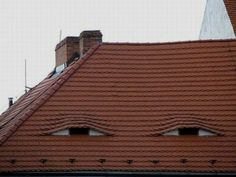 hidden face on building roof Things With Faces, Hidden Face, Strange Places, Everyday Objects, Everyday Items, Funny Faces, Funny Gifs, Architecture, Funny Photos