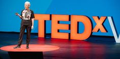 TEDx vienna: Ein Tag voller Entdeckungsreisen - in den weiten Weltraum, Zeitreisen, über persönliche Grenzen hinaus, mutig und zukunftsweisend.