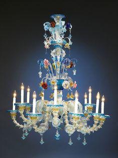 Murano Glass Chandelier - Murano glass - Wikipedia, the free encyclopedia