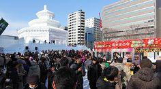 Sapporo Snow Festival (February 2014)