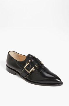 Bionda Castana Brogue Shoe   Nordstrom monk strap oxfords!!!