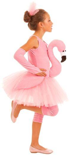 Princess Paradise Flamingo Tutu