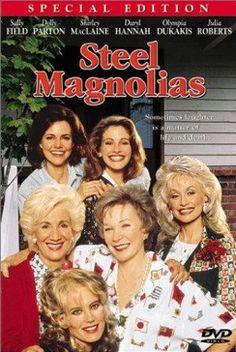STEEL MAGNOLIAS in (1989) SALLY FIELD, JULIA ROBERTS, OLYMPIA DUKAKIS, SHIRLEY MacLAINE, DOLLY PARTON & DARYL HANNAH