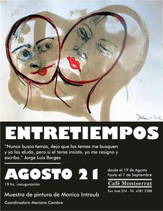 Monica Intraub 's exhibition