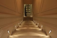 Browse hall, corridor and stair lighting images to see how to add impact with advise and light fittings from John Cullen Lighting, the lighting experts.