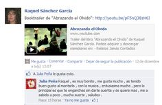"""De """"Abrazando el Olvido"""" se sigue comentando que... http://relatosjamascontados.blogspot.com.es/2013/12/de-abrazando-el-olvido-se-sigue.html"""