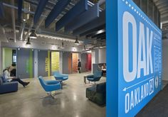 Here we have a new set of photos from Pandora's headquarters located in Oakland, California. The previous photos of the space which has been designed by Studios architecture can be ... Read More