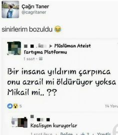 Eceli gelmiştir😅 Comedy Pictures, Funny Pictures, Ridiculous Pictures, Funny Times, Fun Comics, Crazy People, My Mood, Text Messages, Funny Moments