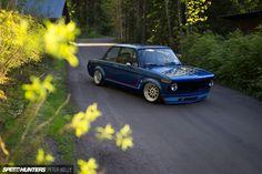 Hidden Screams: <br />A Classic BMW With VTECSecrets