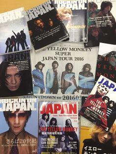 THE YELLOW MONKEY@国立代々木競技場 第一体育館 (東京都)(2016.05.11) -