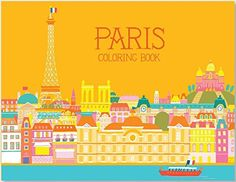 Paris Coloring Book by Min Heo http://www.amazon.com/dp/1623260485/ref=cm_sw_r_pi_dp_186Bvb042CS3F