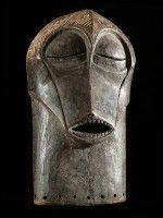 Luba kifwebe monkey mask