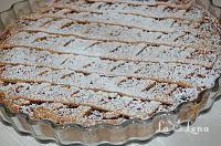 Tarta cu gem si nuci(de post) - LaLena.ro Deserts, Pie, Bread, Food, Tart, Torte, Postres, Fruit Cakes, Desserts