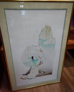 """26"""" x 36"""" Signed & Numbered Litho $75 #mercantile_m #andersonville"""