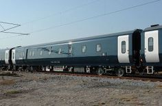 Caledonian sleeping cars arrive at Velim - International Railway Journal Train Engines, Rolling Stock, Train Journey, Locomotive, Interior And Exterior, Britain, Diesel, Interiors, Princess