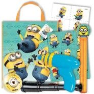 Despicable Me Deluxe Favor Packs (For 8 Guests)