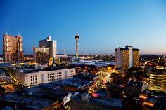 City of San Antonio in Texas