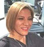 This is a Switch from bleached to golden blonde AFTER picture from Next Salon, 310-392-6645. http://www.nextsalon.com/