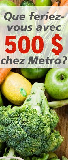 Gagnez une carte-cadeau de 500 $ de Metro. fin le 7 aout.  http://rienquedugratuit.ca/concours/carte-cadeau-500-de-metro/