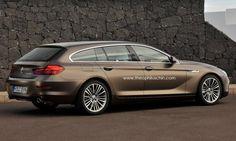 2014 BMW 6-Series Gran Touring under consideration - report   Super car