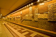 TRAVEL'IN GREECE I The Archaeological Collections in the Metro of #Athens, #Greece