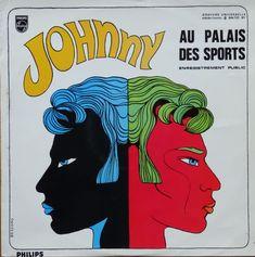 johnny hallyday Au Palais des Sports 1967 johnny hallyday Au Palais des Sports…