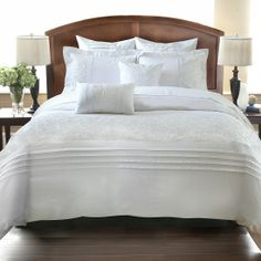 Cosmopolitan Lace Duvet Cover Set By Park Avenue