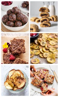 It's back to school time again! If you're on the lookout for allergy friendly snacks, then we've got what you're looking for: here are over 70 gluten free dairy free snack recipes that are perfect for school, lunch boxes, parties, or anytime! | TheFitCookie.com #backtoschool #snacks #glutenfree #dairyfree #nutfree Dairy Free Snacks, Dairy Free Recipes, Easy Snacks For Kids, Foods With Gluten, Food Allergies, Healthy Snacks, Snack Recipes, Yummy Food, Lunch Boxes