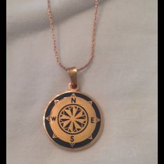 Alex & Ani Compass Necklace Authentic Alex & Ani Compass necklace in Rose Gold. ADjustable slide closure lets you adjust the perfect length for you. Alex & Ani Jewelry Necklaces