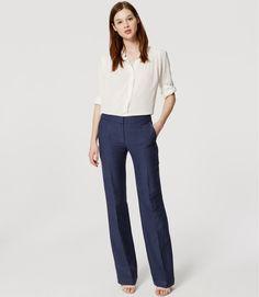 Veranda Trousers   LOFT