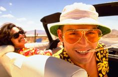 One of the things you learn from years of dealing with drug people, is that you can turn your back on a person, but never turn your back on a drug. Especially when it's waving a razor-sharp hunting knife in your eye. (Fear and Loathing in Las Vegas)