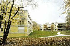 via heavywait - modern design architecture interior design home decor & Gigon Guyer, Architecture, Decoration, Geneva Switzerland, Mansions, World, House Styles, Image, Modern Design