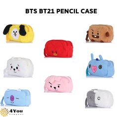 Costumes & Accessories Costume Props Honest Kpop Bts Bangtan Boys Bt21 Tata Cooky Chimmy Shoulder Portable Jelly Transparent Bag Cosmetic Bag Canvas Shopping Bag Hangbag Reasonable Price